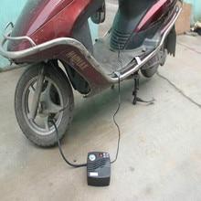 цена на universal compressore bicycle pump electric air pump car air compressor 12v compresor aire mini air compressor 0.8kg