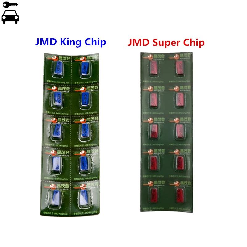 Super Transponder Chip Clone King 4d Auto Key Programmer: Original JMD King Chip Red Super Chip JMD Handy Baby Key