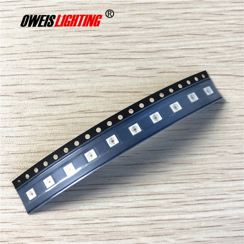 10PCS LB G6SP LBG6SP 3330 BLUE SMD 6PIN <font><b>470nm</b></font> 3.3V 140MA 6lm 3.3*3.0MM light beads lamps LB G6SP-V2BB-35-1-Z image