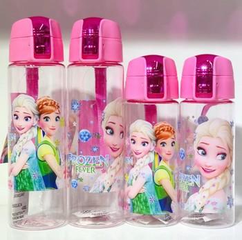 1 sztuk 350 ml-470 ml Disney księżniczka butelka na wodę dla dzieci mrożone Elsa kubki do picia chłopiec dziewczyna uczeń Mickey mouse letnie czajnik kubek tanie i dobre opinie 500ml Z tworzywa sztucznego Drinkware Ce ue Lfgb ieajhie Cartoon