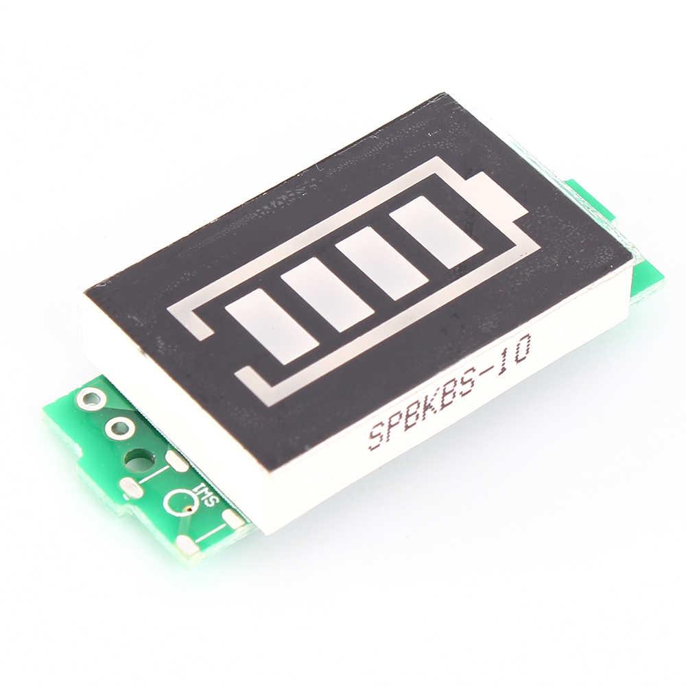 1S 2S 3S 4S 6S 7S سلسلة بطارية ليثيوم قدرة مؤشر وحدة عرض مركبة كهربية طاقة البطارية تستر لى بو ليثيوم أيون
