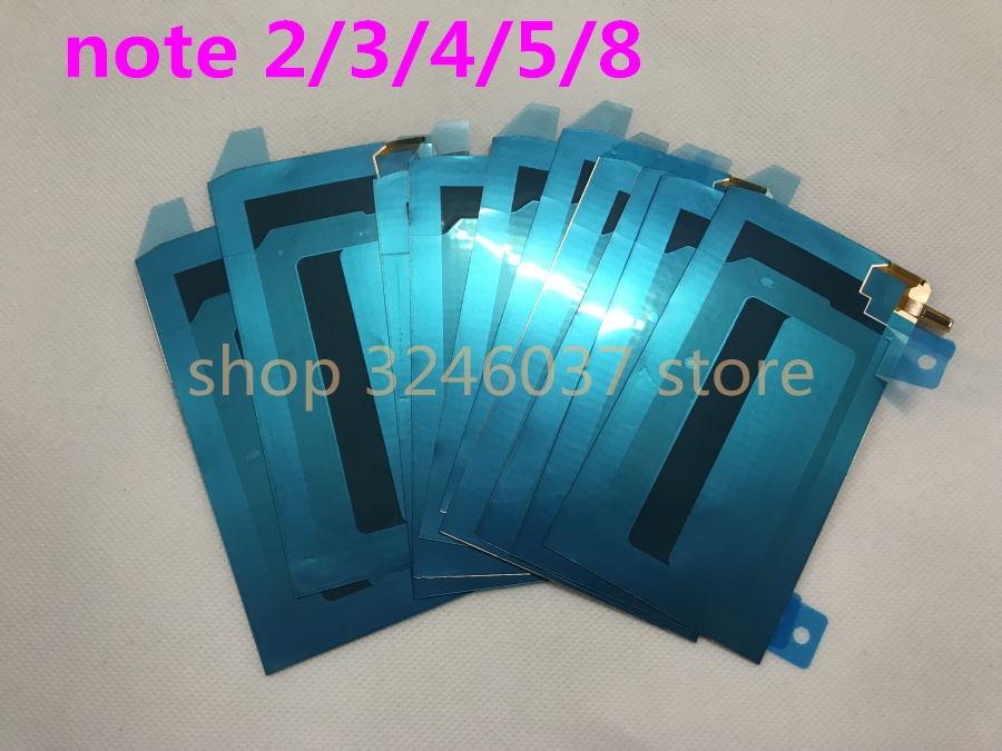 5PCS/LOT LCD Original For samsung Galaxy <font><b>NOTE</b></font> 2 3 4 5 <font><b>8</b></font> Handwritten writing <font><b>board</b></font> Stylus Features Induction paper Cable image