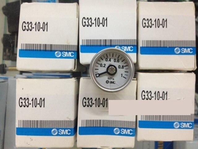 все цены на BRAND NEW JAPAN SMC GENUINE GAUGE G33-10-01 онлайн