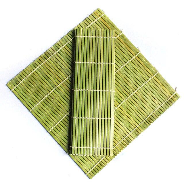 Heißer Sushi Rollen Roller Bambus DIY Sushi Matte Onigiri Reis ...