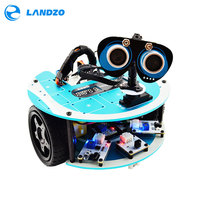 LANDZO Altar 1s Programmable Smart Robot Car Kit With Arduino Projects