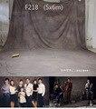 5x6 м ручной работы Mottle муслиновый фон для фотостудии муслиновый галстук-крашеный фон для профессионального фотографа F218
