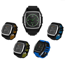 New Bluetooth Smart Watch GT68 Sports Watches for Men Heart Rate Monitor Smartwatch with Sim card GPS Compass Wristwatch