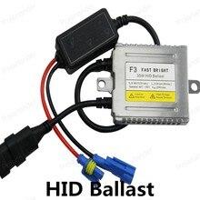 Polarlander 2pcs Xenon HID Ballast HID Headlight Lamp Bulb Ballast for B/MW A/UDI Auto HID Ballast35W X3 Canbus Ballast