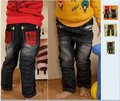 Spring/Autumn Clearance High Quality Casual Baby Girls Jeans Denim Kids Toddlers Pants Trousers