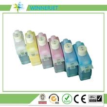 цены на pfi-304 pfi-306 ink cartridge for Canon ipf8300 printer with pigment ink  в интернет-магазинах