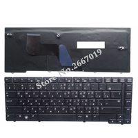 RU Black 100 New Laptop Russia Keyboard FOR HP 8440 8440W 8440P