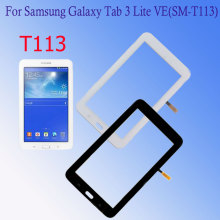 цена на For Samsung Galaxy Tab 3 Lite 7.0 SM- T110 T111 T113 T116 T114 Touch Screen Display Digitizer Sensor Glass Lens Panel