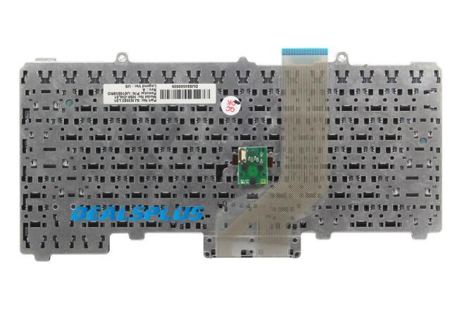 Новинка Клавиатура для ноутбука Dell Latitude D410 серии J5818 0J5818 US клавиатура 9J. N3582.L01