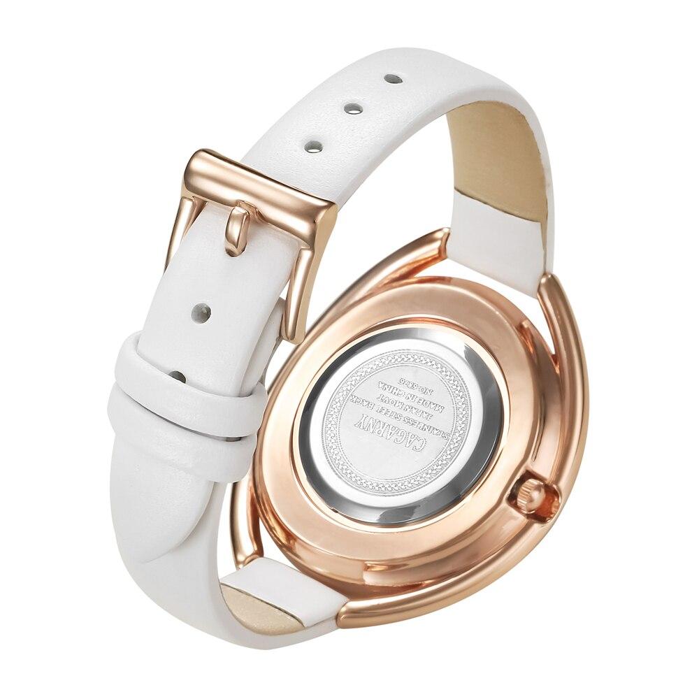 cagarny 2018 Fashion Women Watch Luxury Brand Women Casual Wrist Watch Ladies Quartz Watch Relogio Feminino bayan kol saati wholesale drop shipping (1)