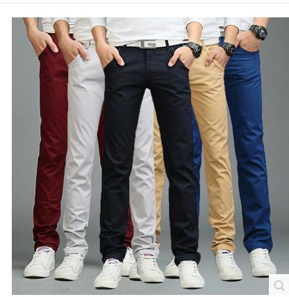 Popular Color Khaki Pants-Buy Cheap Color Khaki Pants lots from ...