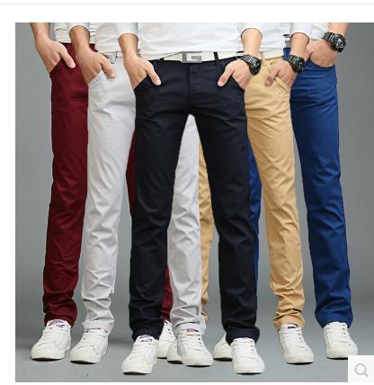 Online Get Cheap Colored Khaki Pants for Men -Aliexpress.com ...