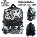 The Nightmare Before Christmas jack Backpack School bag Shoulder bag travel bag
