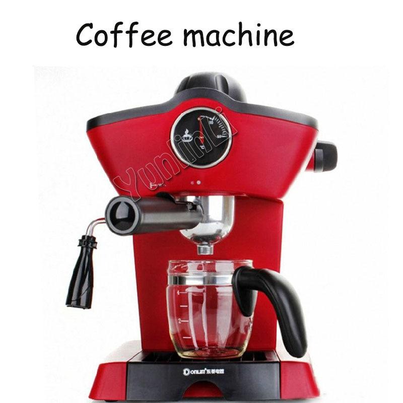 CM-4656 Italian Coffee Machine Pump Pressure Espresso Machine Semi-Automatic Coffee Maker High Pressure Coffee Machine 220V 800W цена