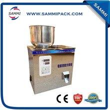 2-200g de partículas, polvo, té, café, especias máquina de llenado