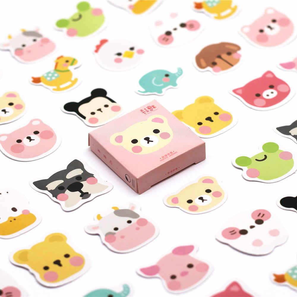 1pcs Engels Brief Leuke Cartoon Stickers Tol Gift Speelgoed Jongen Meisje Kinderen