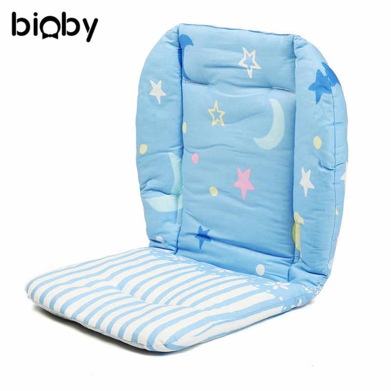 66 см сиденье для детской коляски Подушка для младенцев съемный стул мягкий стул из чистого хлопка стул для кормления детей складной чехол подстилка в коляску