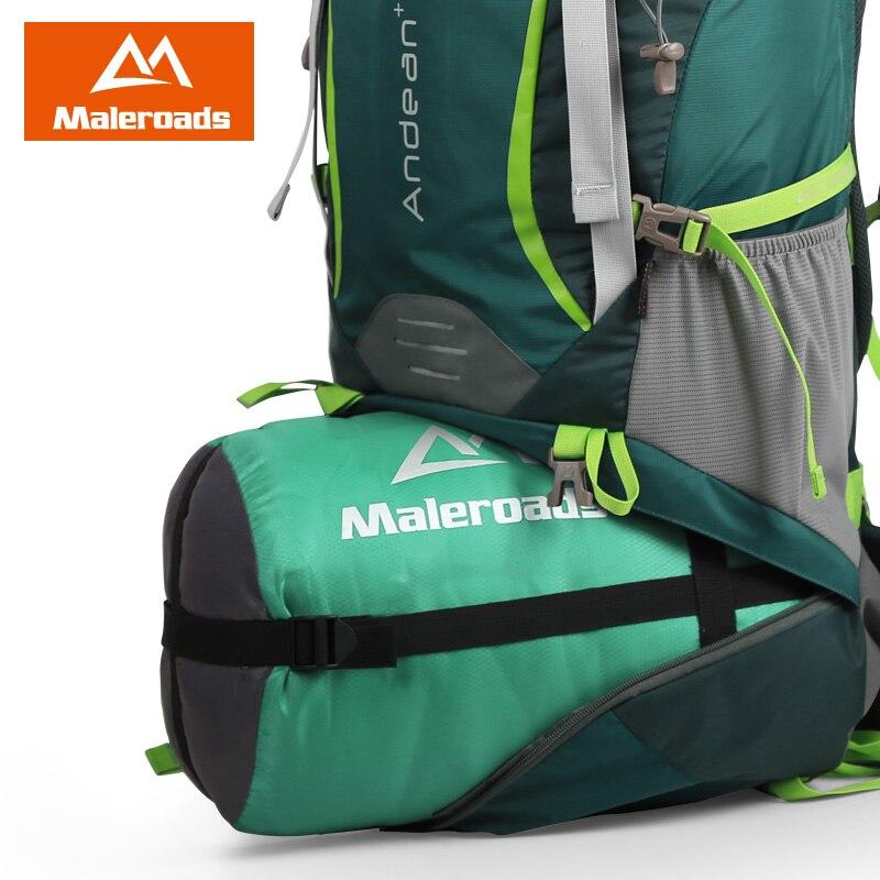 Mejor! Maleroads grande 70L CR Profesional Sistema de Subida mochila de Viaje Equipo del Engranaje Caminata Campamento Senderismo Mochila para Hombres y Mujeres - 4