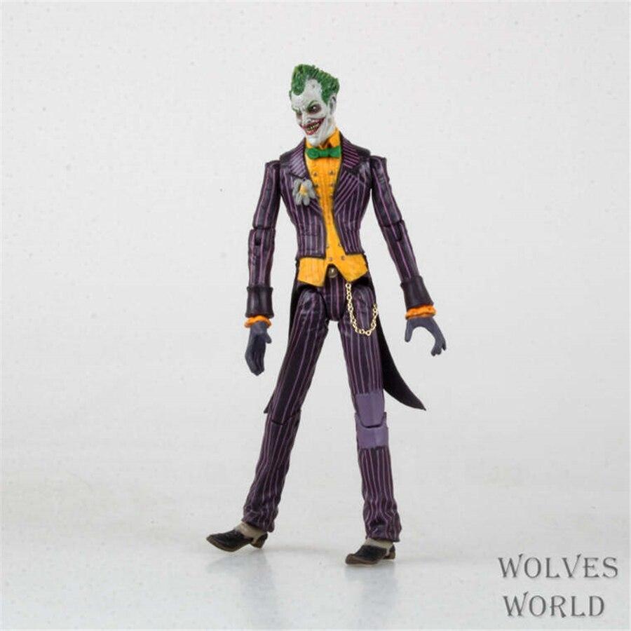 ᗑDC Batman el Joker muñeca brinquedos PVC figura de acción juguete ...