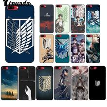 attack on titan coque iphone 8