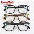 Moda Coréia Do projeto do frame ótico TR90 grandes óculos de armação óculos super leves para homens e mulheres 6680