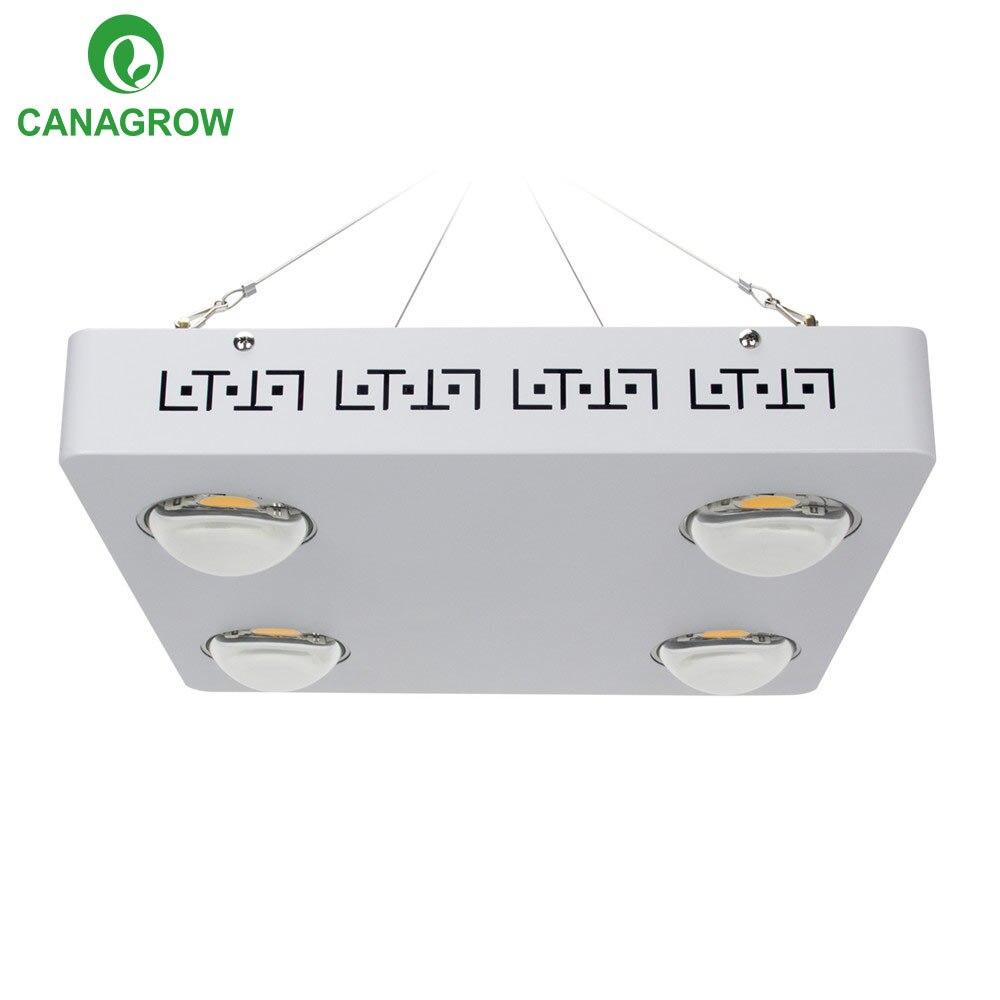 Dimmable CREE CXB3590 400 W COB LED grandir lumière spectre complet 48000LM = HPS 600 W lampe de croissance intérieur plante panneau d'éclairage de croissance