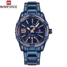 2018 New Arrival NAVIFORCE Brand Men Luxury Watch Men's Spor