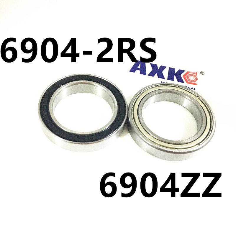 The high quality   6904-2RS  thin miniature bearings  20* 37*9  bearing  6904-2RS 6904ZZ rosenberg 6904