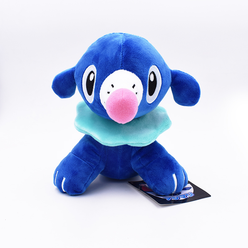 2017 7 Inch Plush Doll Popplio Soft Toy Kids Christmas Gift Stuffed Toys Free Shipping