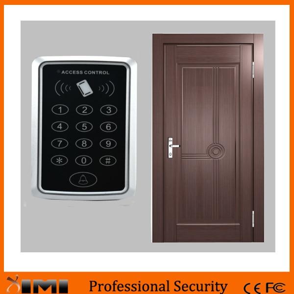 Cheap Single 125Khz Rfid Card Reader 1000 User F007 Keyboard Access Controller
