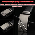 Specials  men's leather belt factory wholesale genuine new business casual automatic buckle belt