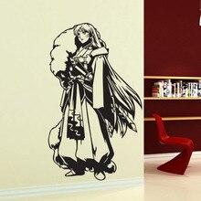 壁デカールビニールの壁のステッカーステッカー装飾装飾アニメ犬夜叉車のステッカー 犬夜叉 Sesshoumaru