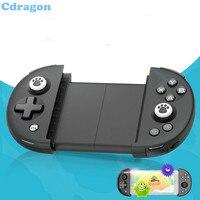 VR Cdragon Gamepad Game Pad Joystick Android Bluetooth Selfie Obturador Controle Remoto pasta frete grátis