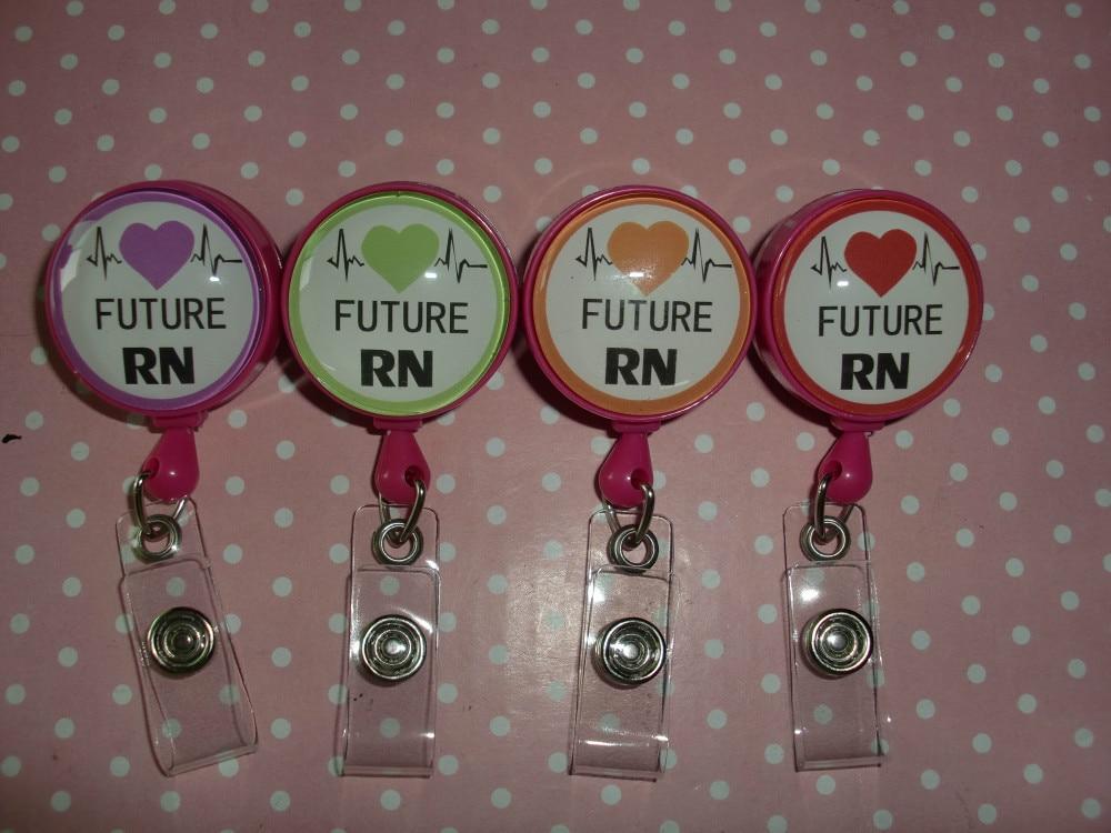 Future Rn Student Nurse Orange And Green Purple Red