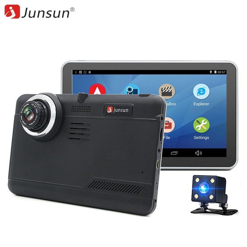 junsun 7 inch car dvr gps navigation android tablet pc. Black Bedroom Furniture Sets. Home Design Ideas