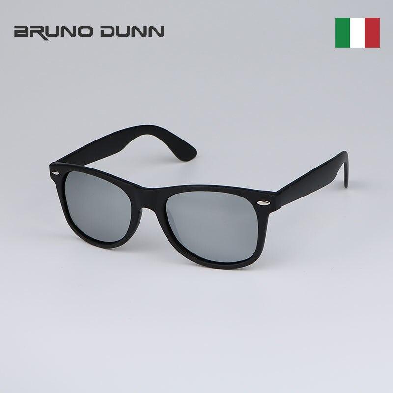 Bruno Dunn Mirror Unisex Sunglasses Polarized Lens Luxury Brand Designer Sun glasses For Men Women Male Laides Oculos De Sol ray