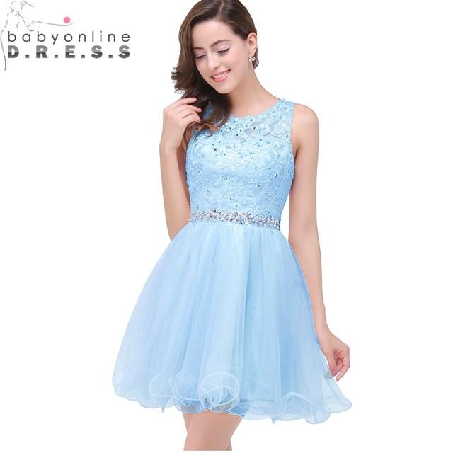 1276483c9f Stock Clearance Elegant Scoop Beaded Homecoming Dresses 2018 Sexy  Sleeveless Crystals Burgundy Dress Vestidos Cortos