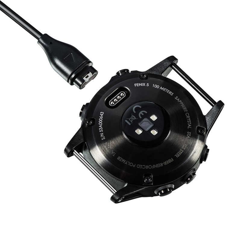 1 шт. USB кабель для зарядки данных для Garmin для Forerunner 935 часы для бега с GPS AUG24