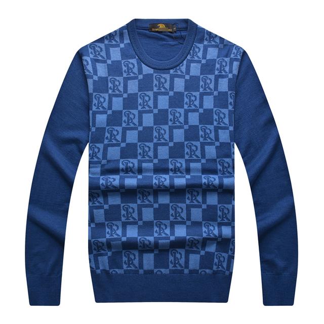 Bonito weater roupas agente de compras de balcão especial dos homens moda casual camisola frete grátis