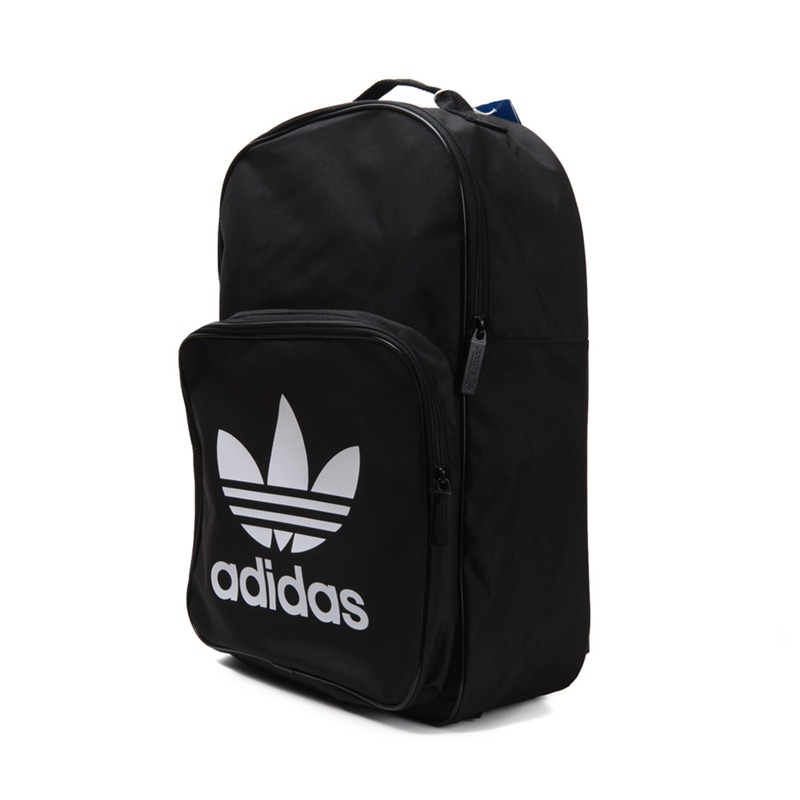 Original New Arrival 2018 Adidas Originals CLAS TREFOIL Unisex Backpacks  Sports Bags-in Training Bags from Sports   Entertainment on Aliexpress.com  ... 042e5e2865