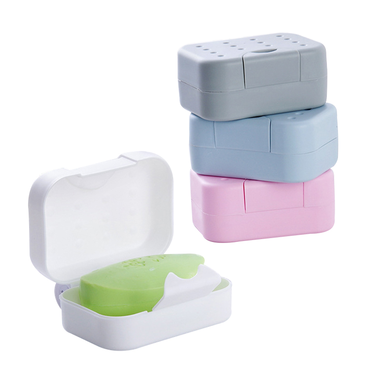 Environment Bathroom Soap Box Eco Friendly PP Waterproof Durable ...