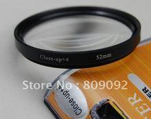 GODOX 52mm +4 Macro Close-Up Lens Filter for Digital Camera