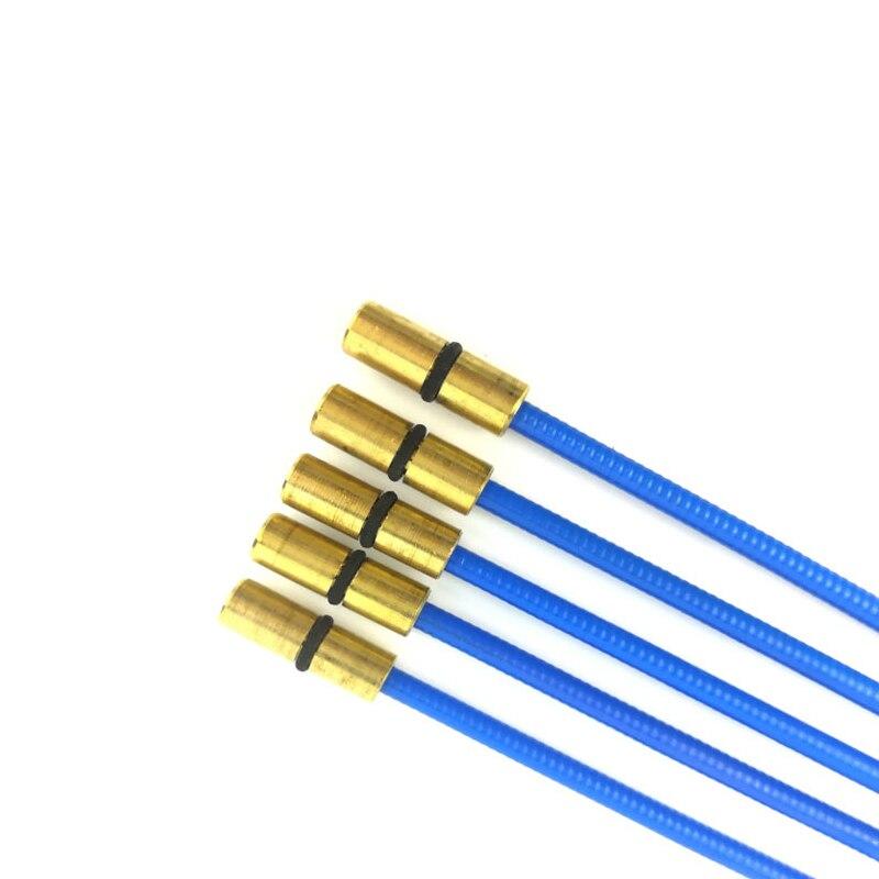 CHNsalescom MIG MAG Welding Standard Liner 1.0-1.2 Welding Wire Euro Connectors 5.3M 17.4ft
