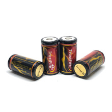 8pcs/lot Trustfire 18350 1200mAh 3.7V Rechargeable Battery Lithium Protected Batteries with PCB For flashlight toys