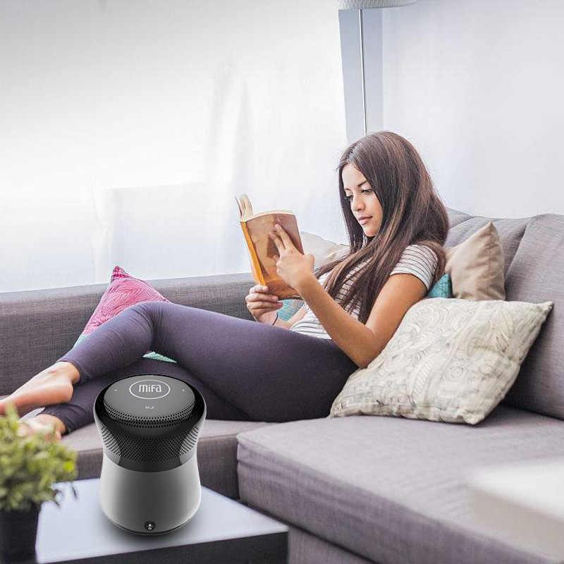 Mifa A3 Bluetooth динамик s сенсорное управление беспроводной портативный динамик HiFi 3D стерео Поддержка TF карта AUX гарнитура громкой связи с микрофоном