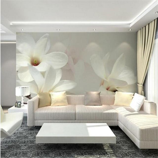 Beibehang papel de pared para cuarto papel pintado tela de alta ...